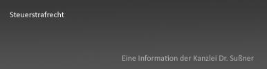 Steuerstrafrecht München Starnberg